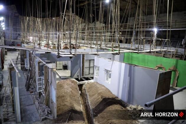Prabhat studio FTII Pune renovation