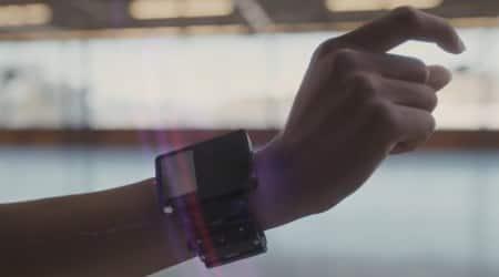Facebook, Facebook wristband, Facebook AR,