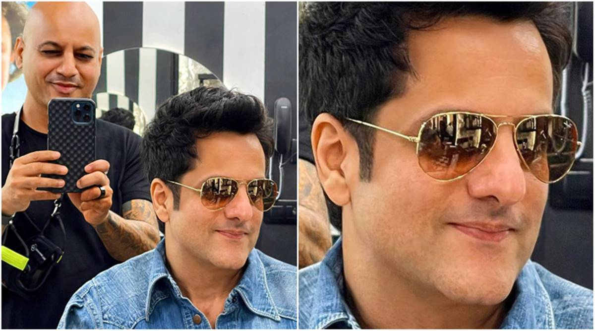 fardeen khan new look