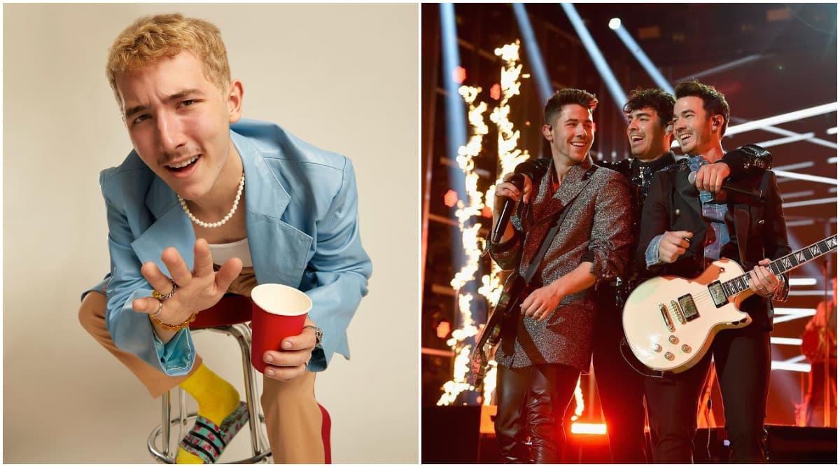Frankie Jonas- Jonas Brothers