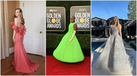 Golden Globes, who wore what