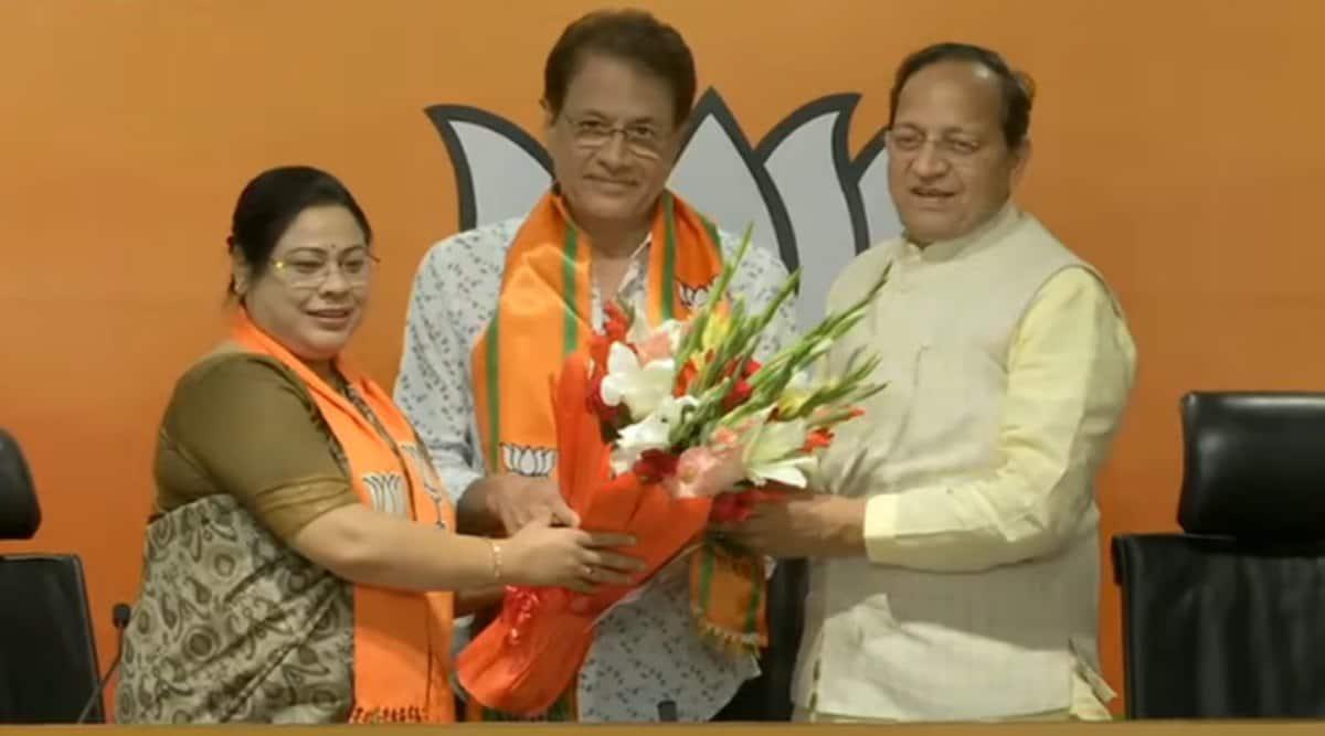 Arun Govil of Ramayana fame joins BJP