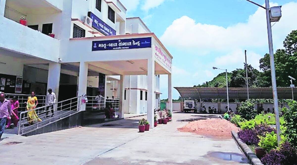 The Comprehensive Emergency Obstetric and Neonatal Care centre