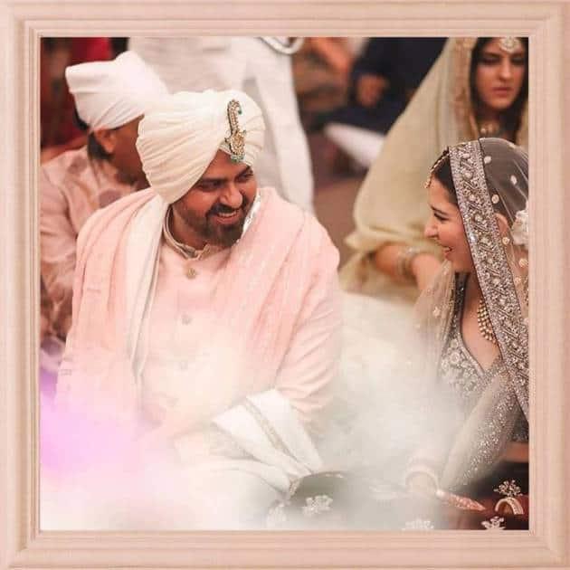 Harman Baweja wedding with sasha ramchandani