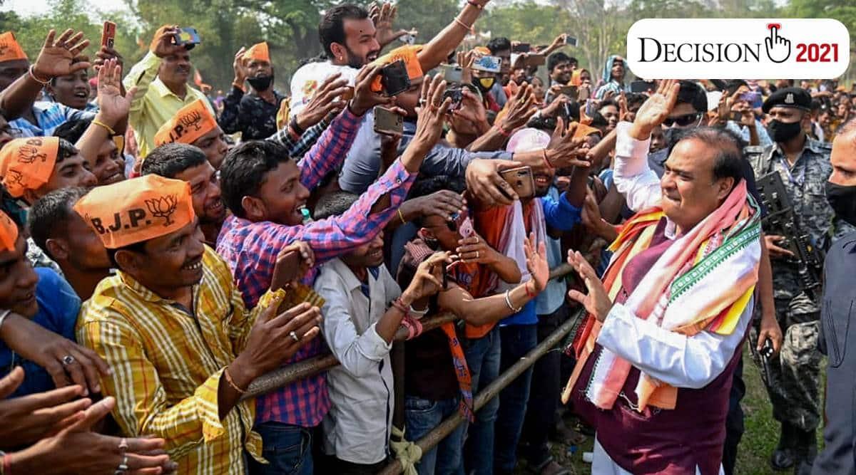 Assam assembly elections 2021, assam elections, Assam polls, Cachar seat, Cachar district assembly elections, assam BJP, assam congress, Indian express