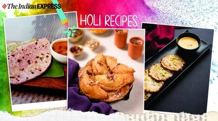 holi recipes, easy holi recipes, easy recipes, holi special recipes, indianexpress.com, indianexpress, malpua recipe, puran poli recipe, festive recipes, special festival recipes,