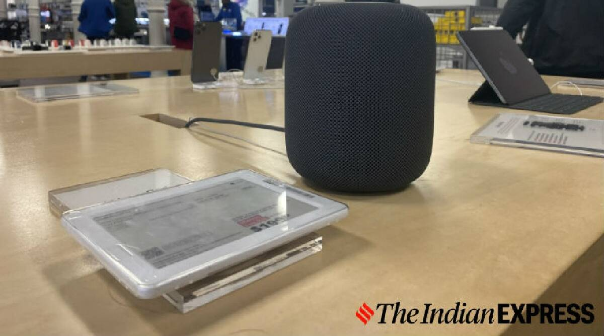 HomePod, HomePod discontinued, Apple discontinues HomePod, HomePod price in India, Apple HomePod
