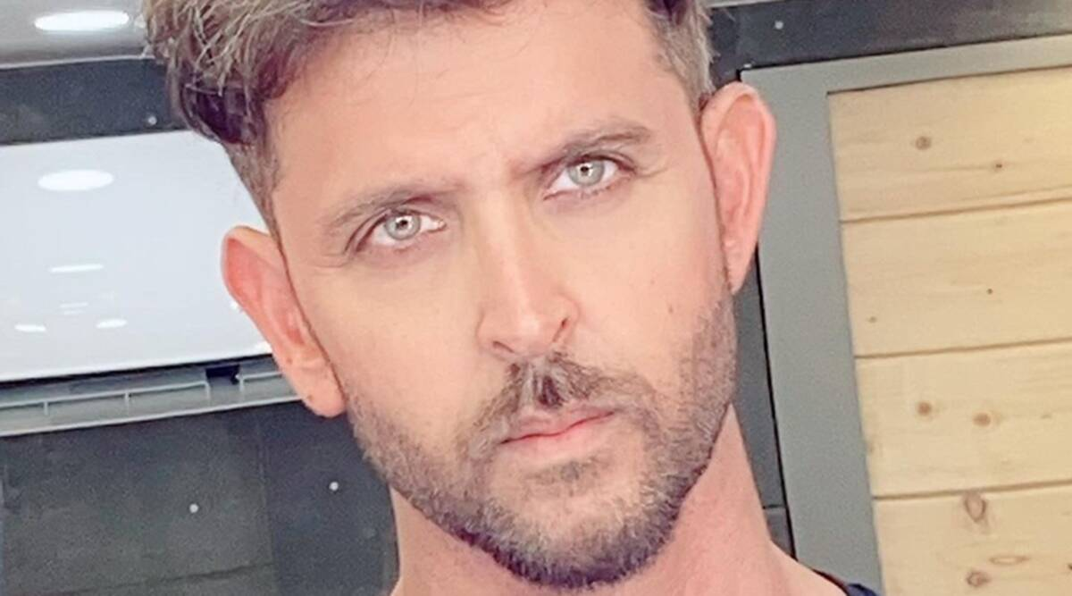 Hrithik Roshan replies to a fan who requested him to get her AC serviced: 'At your service maam' - The Indian Express