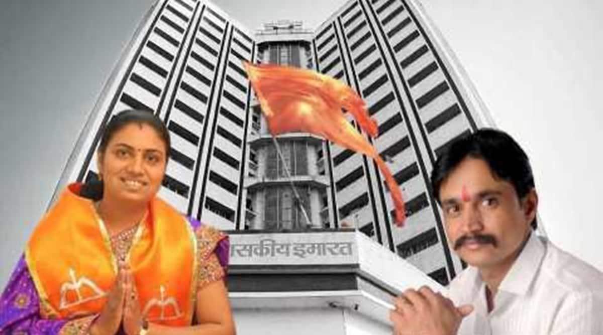 Jayshree Mahajan, Jalgaon mayor, Pratibha Kapse, Jalgaon city, Jalgaon mayoral poll, Maharashtra news, indian express