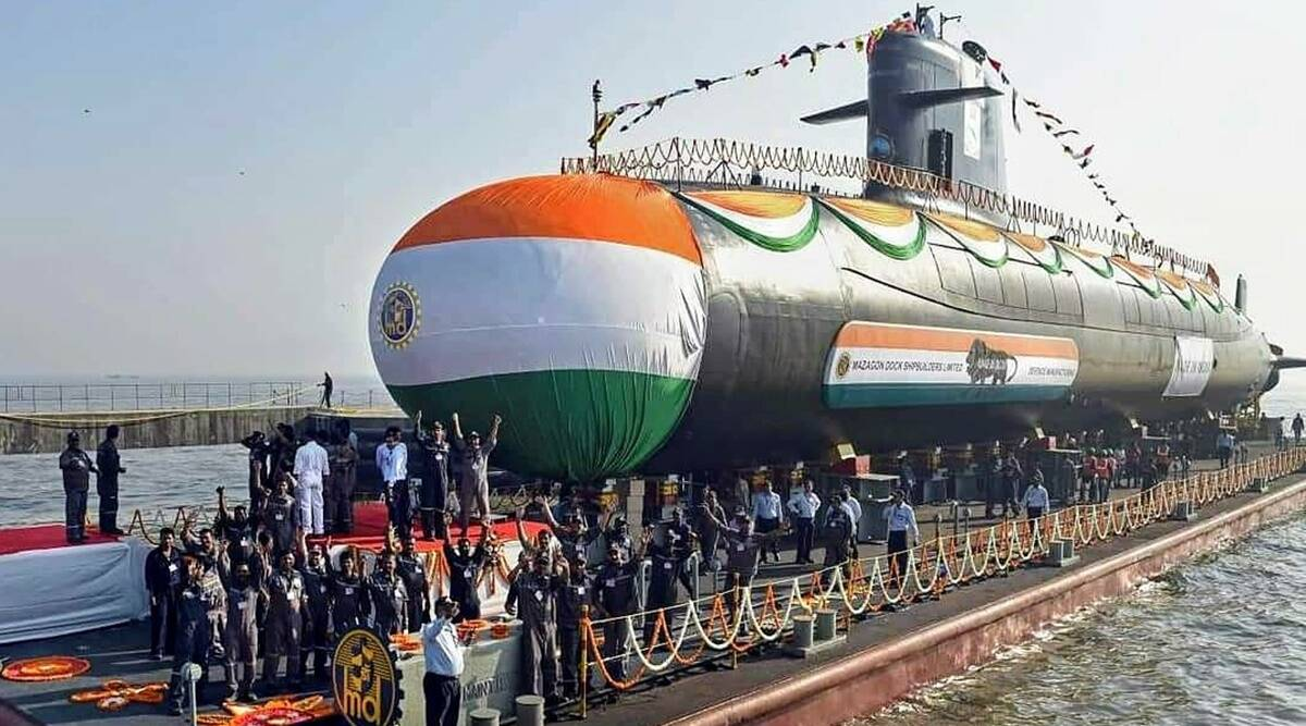 Hailing 'Make in India' spirit, INS Karanj to be commissioned on March 10