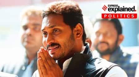 Andhra Pradesh municipal polls, Andhra polls, Andhra election results, YSR Congress, Jagan Mohan Reddy, Indian Express