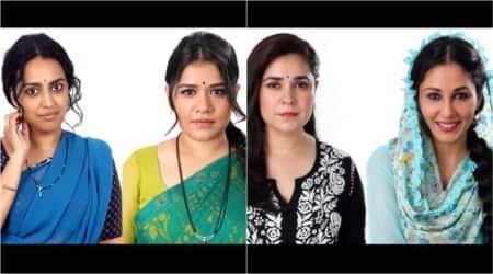 Jahaan Chaar Yaar, Swara Bhasker, Shikha Talsania