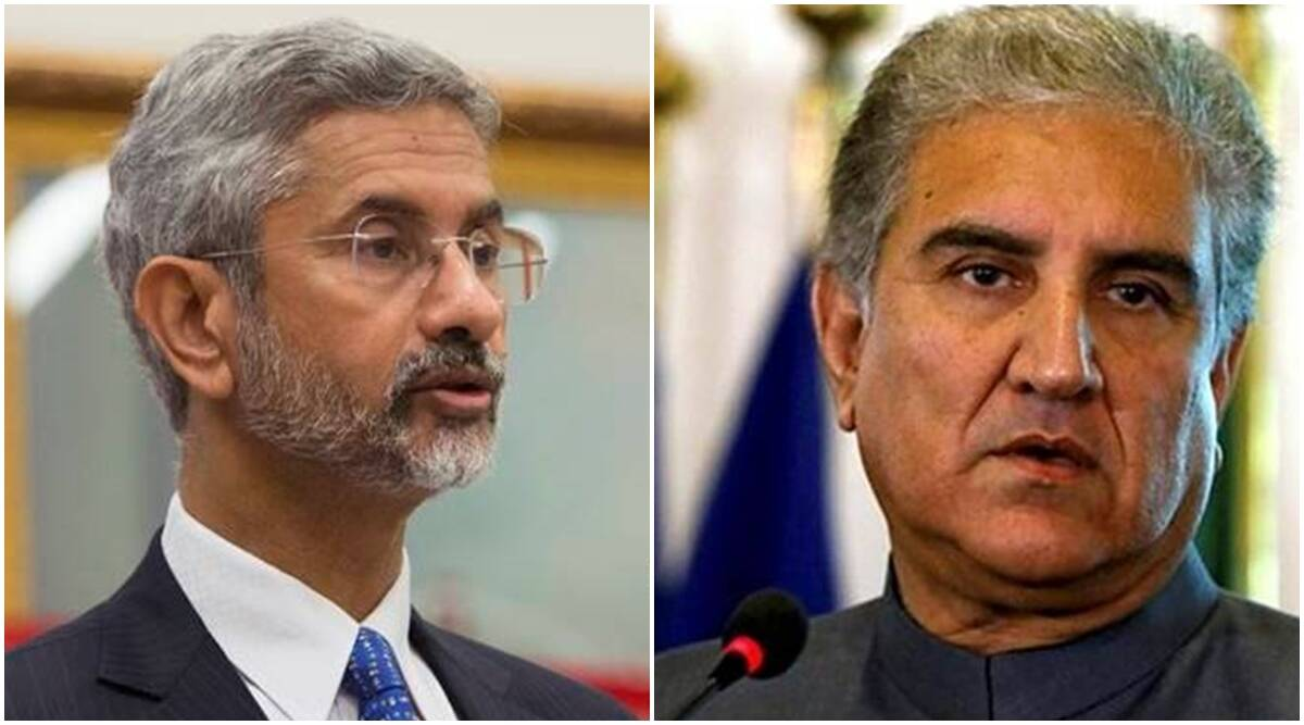 S Jaishankar, Shah Mahmood Qureshi may meet on Afghan talks sidelines this month