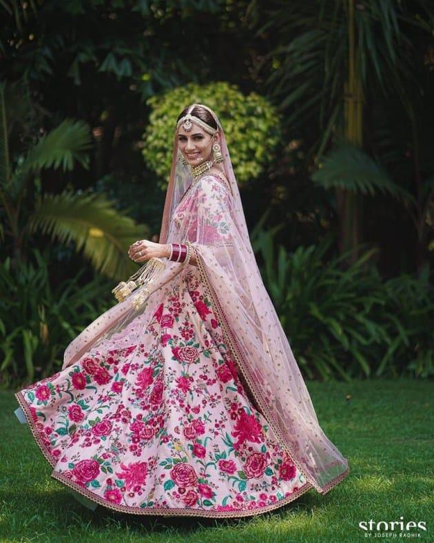 Jasprit Bumrah wedding Sanjana Ganesan