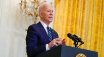 Biden proposes strategic stability dialogue with Russia hours after slapping sanctions