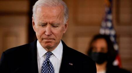 Biden deplores rising anti-Asian violence, asks Americans to stand together against hate