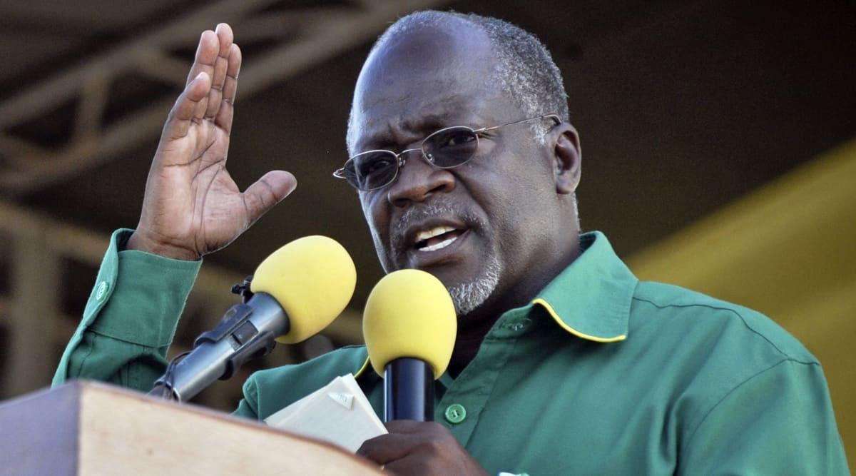 Tanzania's 'Bulldozer' president and Covid-19 sceptic dies at 61