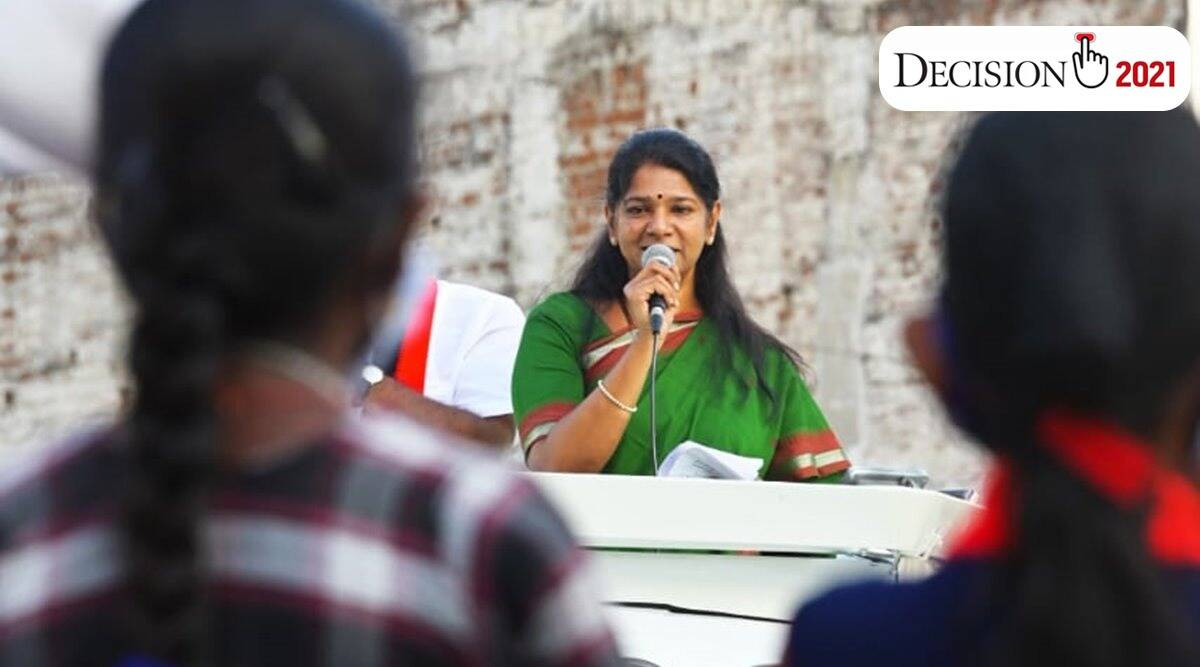 Kanimozhi, Kanimozhi interview, Kanimozhi TN polls, Tamil Nadu elections, TN polls, Indian Express