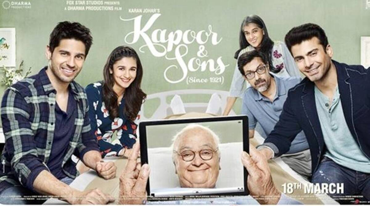 Kapoor and Sons rishi kapoor interview 5 years of release