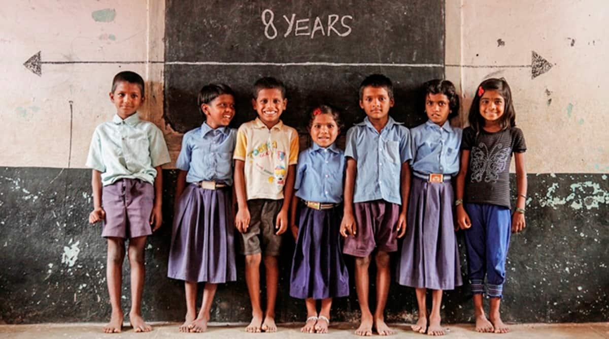 Karnataka School, school students