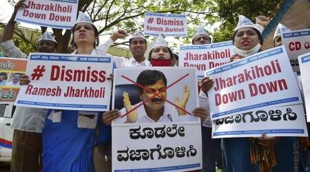 Twist in sex CD scandal: Activist wants to withdraw complaint against Jarkiholi