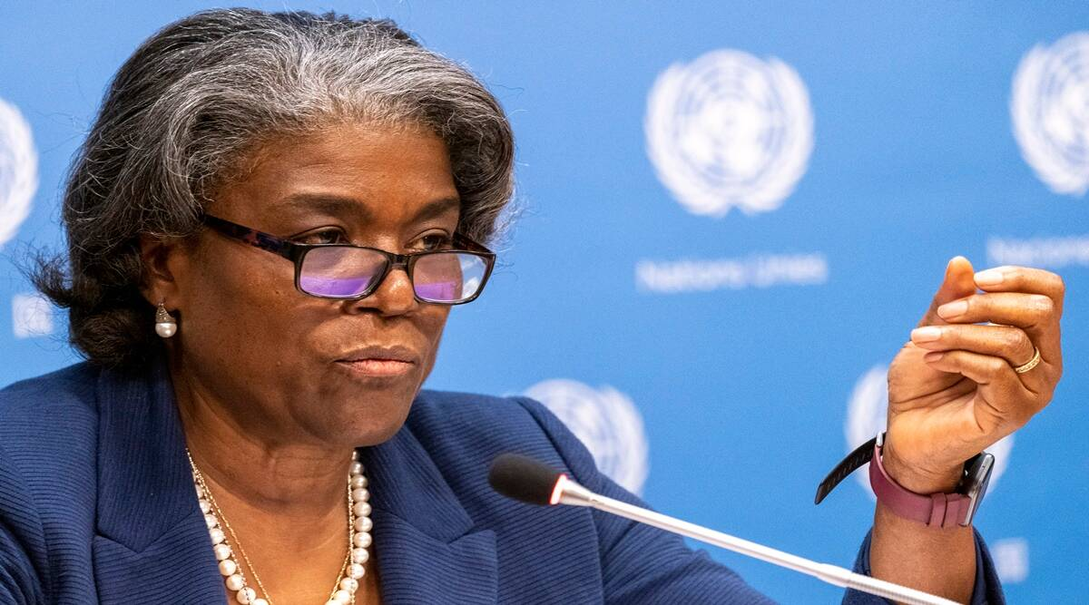 Linda Thomas-Greenfield, UN US envoy