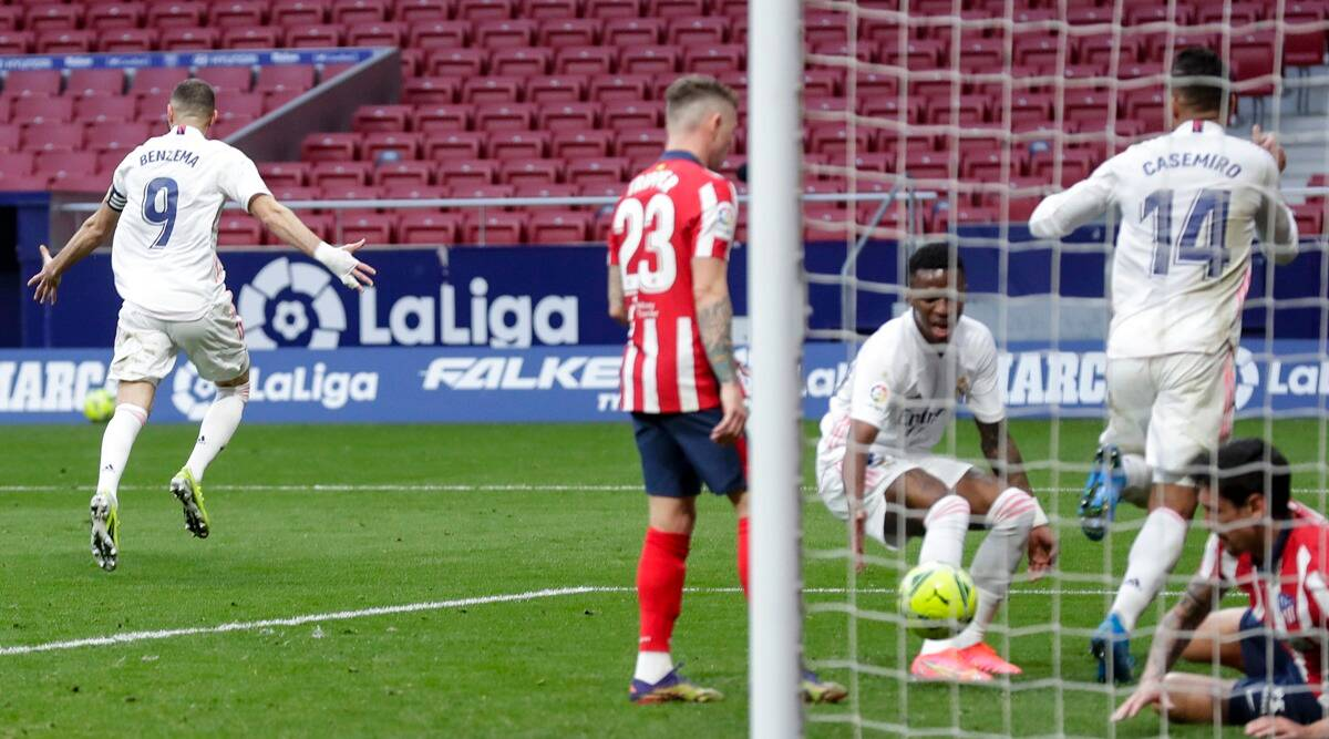 Atletico title pursuit stalled at home by late Real Madrid equalizer