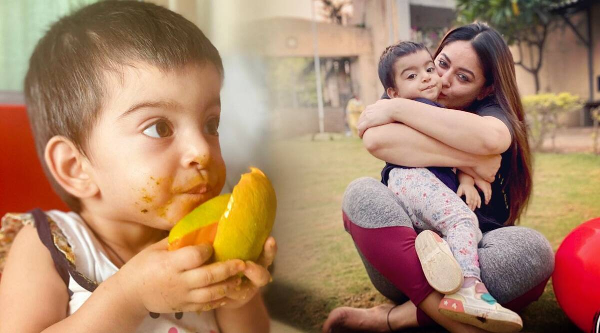 mahhi vij, tara jay mahhi, mahhi vij news, indianexpress.com, indianexpress, children, how to initiate children into food, world of food, food news, children and food, parenting,