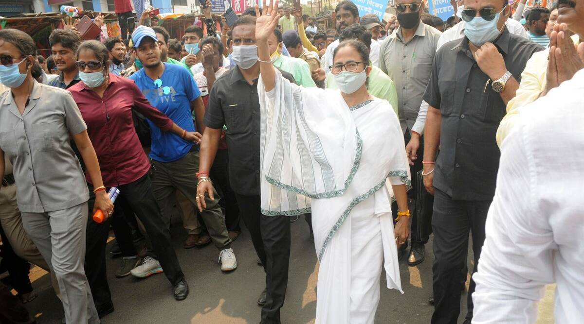 Mamata Banerjee, West Bengal Assembly Elections 2021