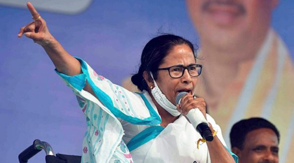 'Goons from other states have entered Nandigram': Mamata urges EC for action