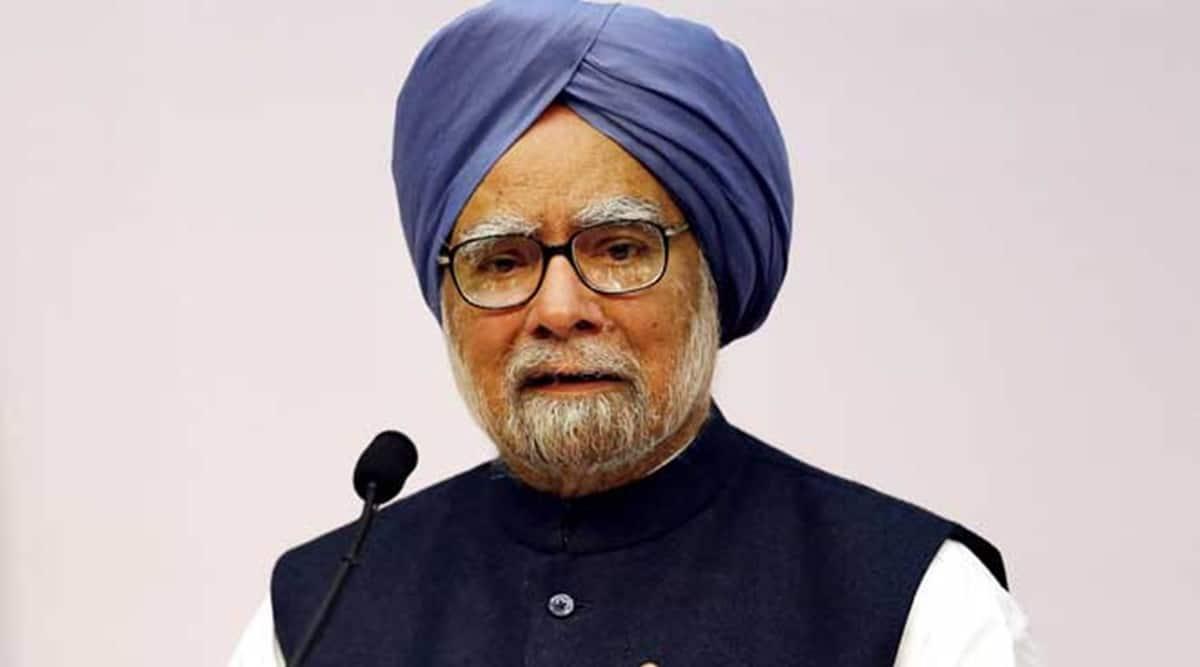 Manmohan Singh, Assam govt, Constitution, Assam Assembly elections 2021, Assam Election, Assam news, Indian express news