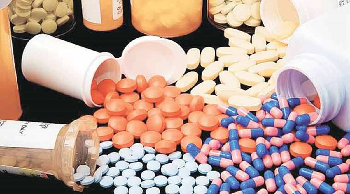 Anti-dumping duty on drug from China