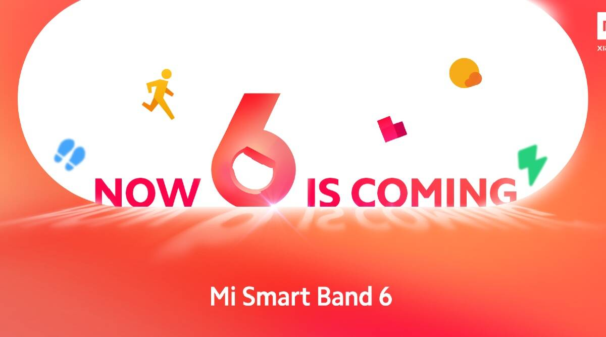 mi band 6, mi band 6 launch, mi band 6 launch date, mi band 6 features, mi band 6 india launch, mi band 6 march 29, mi band 6 specifications, mi band 6 details, mi band 6 leaks, xiaomi mi band 6, mi band