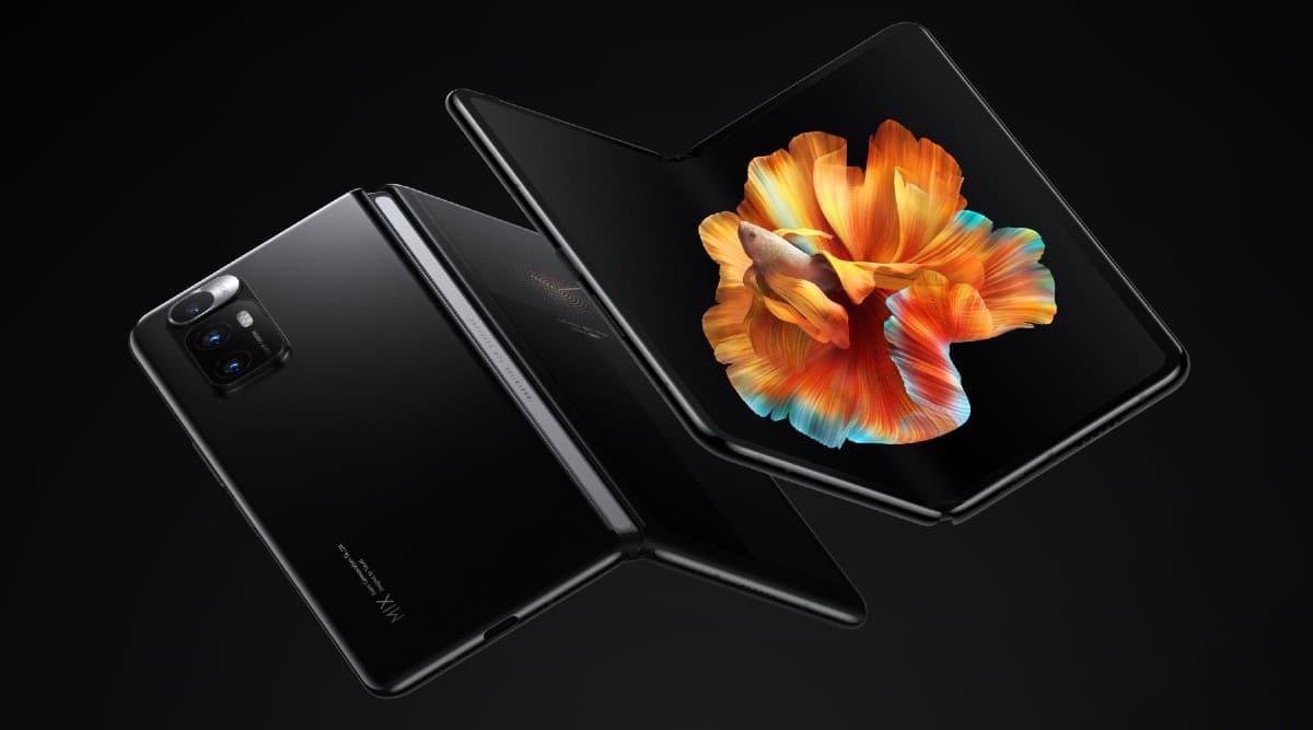 Xiaomi, Xiaomi Mi Mix Fold, Mi Mix Fold, Folding smartphones,