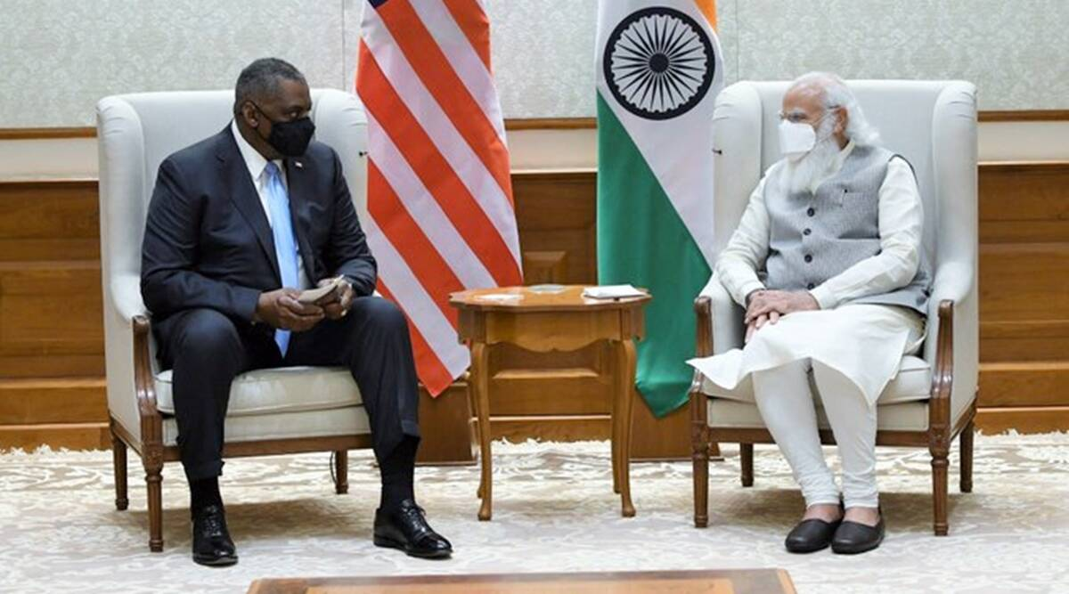 PM Modi, US Defence Secy stress strategic partnership and Indo-Pacific stability