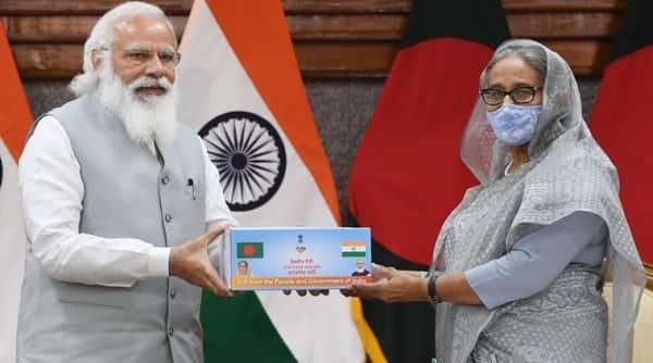 Modi Bangladesh visit