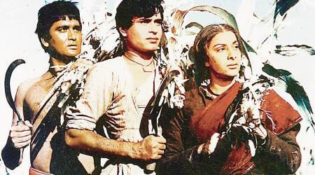 mother India film
