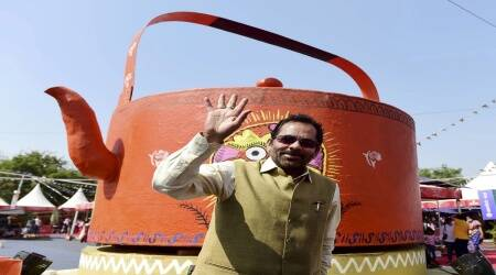 Mukhtar Abbas Naqvi, assembly elections 2021