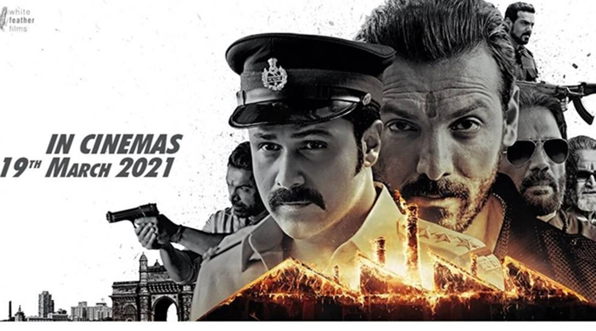 Mumbai Saga release live