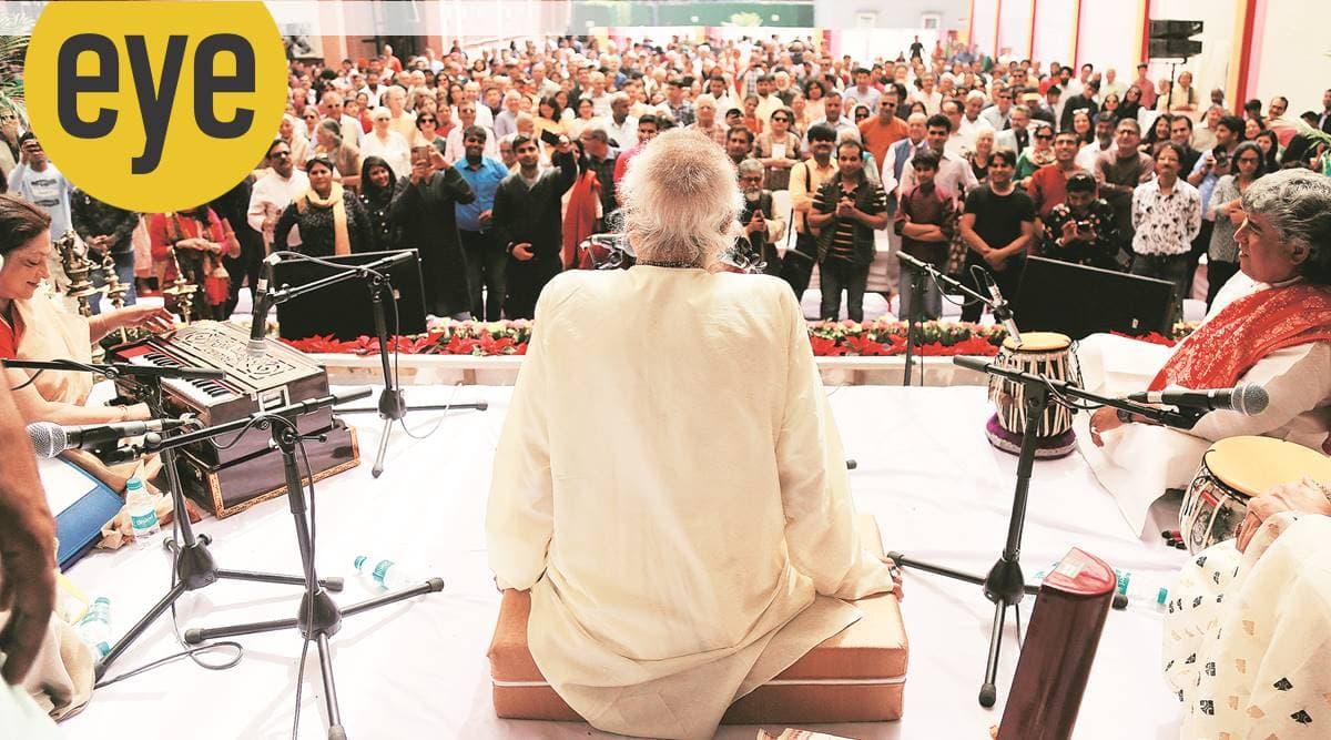 music concert, Pandit Jasraj