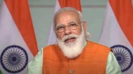 pm modi, narendra modi, pli schemes, covid 19 pandemic, economy, indian express