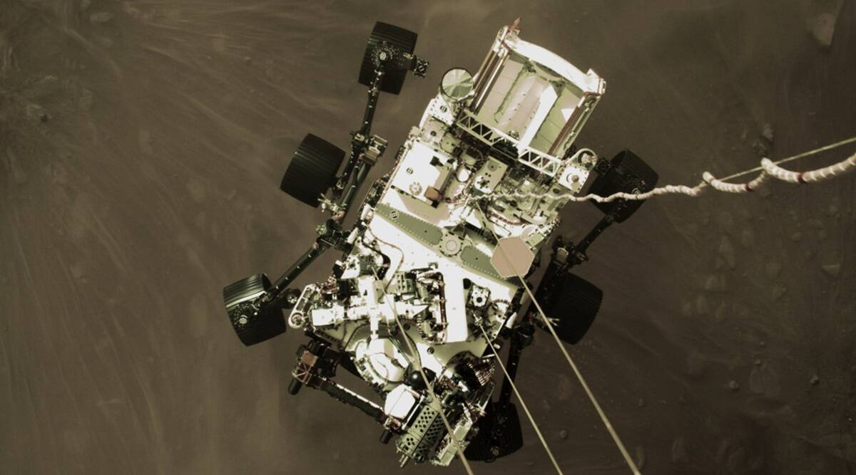 Perseverance rover's exciting work to happen in coming weeks: NASA's Indian-American engineer thumbnail