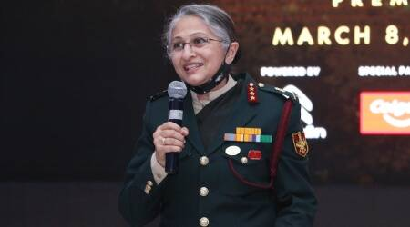 international womens day, womens day 2021, Women of Honour: Destination Army, indian army, national geographic, national geographic film, march 8 womens day, women in indian army, womens day indian express, national geographic indian army