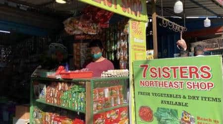 Tastes like home: Inside the bustling Northeast market in Bengaluru's Ejipura