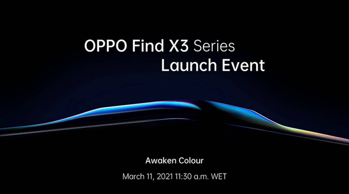 Oppo Find X3 Pro to launch on March 11; Here's what to expect