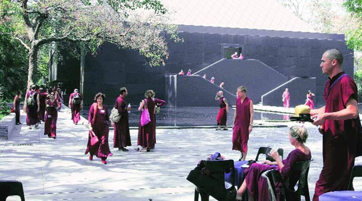 Citing funds crunch, Osho foundation puts up Pune plots for sale; disciples cry foul