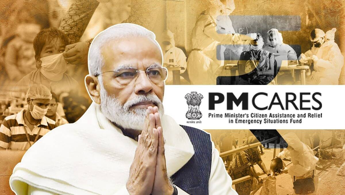 PM Cares funds, PM Cares transparency, PM Cares donations, Corporates donations to PM Cares, private banks donation to PM Cares, RTI Act, Indian express news
