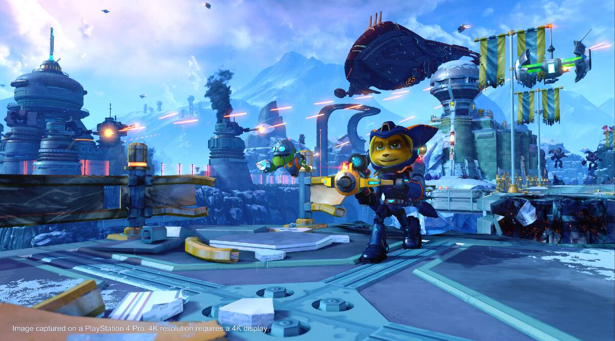 Grab 'Ratchet and Clank' for free on PS4 and PS5 without PlayStation Plus