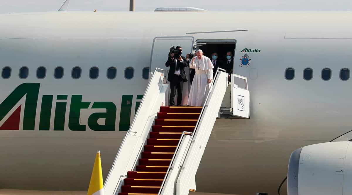 Pope Francis, Iraq