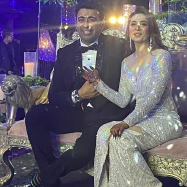 Prashant Motwani and Muskaan Nancy